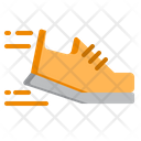 Running Shoes Shoes Footware Icon