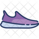 Run Shoes Sport Icon