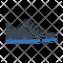 Shoe Footwear Walk Icon