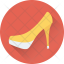 Heel Shoes Pumps Icon