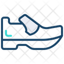 Shoe Shoelaces Boot Icon