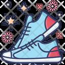 Shoes Footpiece Footgear Icon