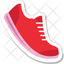 Shoes Sports Sneakers Icon