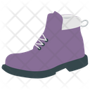 Shoes Footwear Feet Protection Icon
