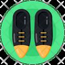 Footwear Apparel Shoes Icon