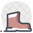 Shoes Protection Safety Icon