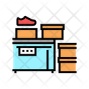 Shoes Packing Icon