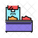 Shoes Painting Icon