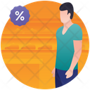 Shoes Sale Shoe Discount Footwear Shopping Icon