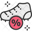 Shoe Shoes Sale Boots Sale Icon