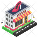 Shoes Shop Icon