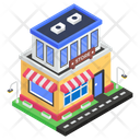 Shoes Store Icon