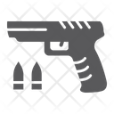 Shooter Game Play Icon