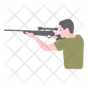 Sport Shooter Shooter Shooting Game Icon