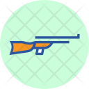 Shooting Air Gun Icon