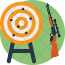 Shooting Gun Sports Icon