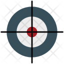 Shooting Sports Target Icon