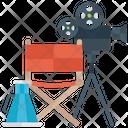 Shooting Film Shooting Filmmaking Icon