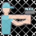 Shooting Shoot Gun Icon