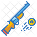 Shooting Gun Weapons Icon