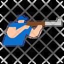Shooting Shoot Rifle Icon