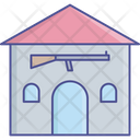 Hunting Rifle Self Defense Shooting Club Icon