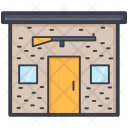 Shooting Gallery Range Icon