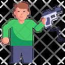 Shooting Game Icon