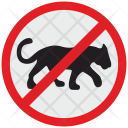 Shooting not allowed Icon