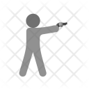 Shooting position Icon