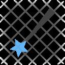 Star Falling Shooting Icon