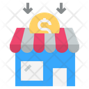 Shop Shopping Saving Icon