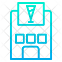 Bar Beer Bar Building Icon