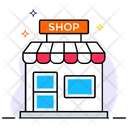 Shop Store Shopping Mart Icon