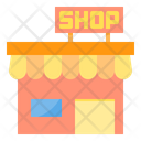 Shop Shopping Mall Store Icon
