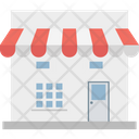 Shop Kiosk Food Stand Icon