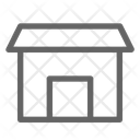 Gate Store Temple Icon