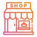 Stall Store Shopping Shop Icon