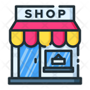 Shop Store Shopping Store Icon