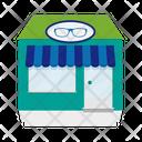 Optician's store Icon
