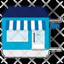 Seafood shop Icon