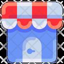 Shop Ecommerce Buke Icon
