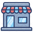 Shop Store Marketplace Icon