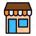 Shop Store Cafe Icon