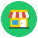 Shop Store Outlet Icon