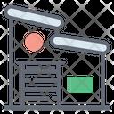 Shop Store Garage Icon