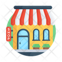 Market Place Outlet Storehouse Icon