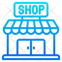 Shop Shopping Market Icon