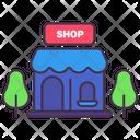 Shop Loan Building Icon