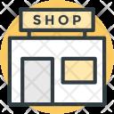 Shop Barbershop Beauty Icon